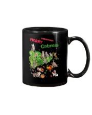 Merry Catmess 1910 Mug thumbnail