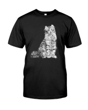 American Curl Bling 1212 Classic T-Shirt front