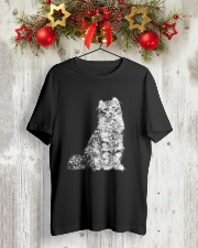American Curl Bling 1212 Classic T-Shirt lifestyle-holiday-crewneck-front-2