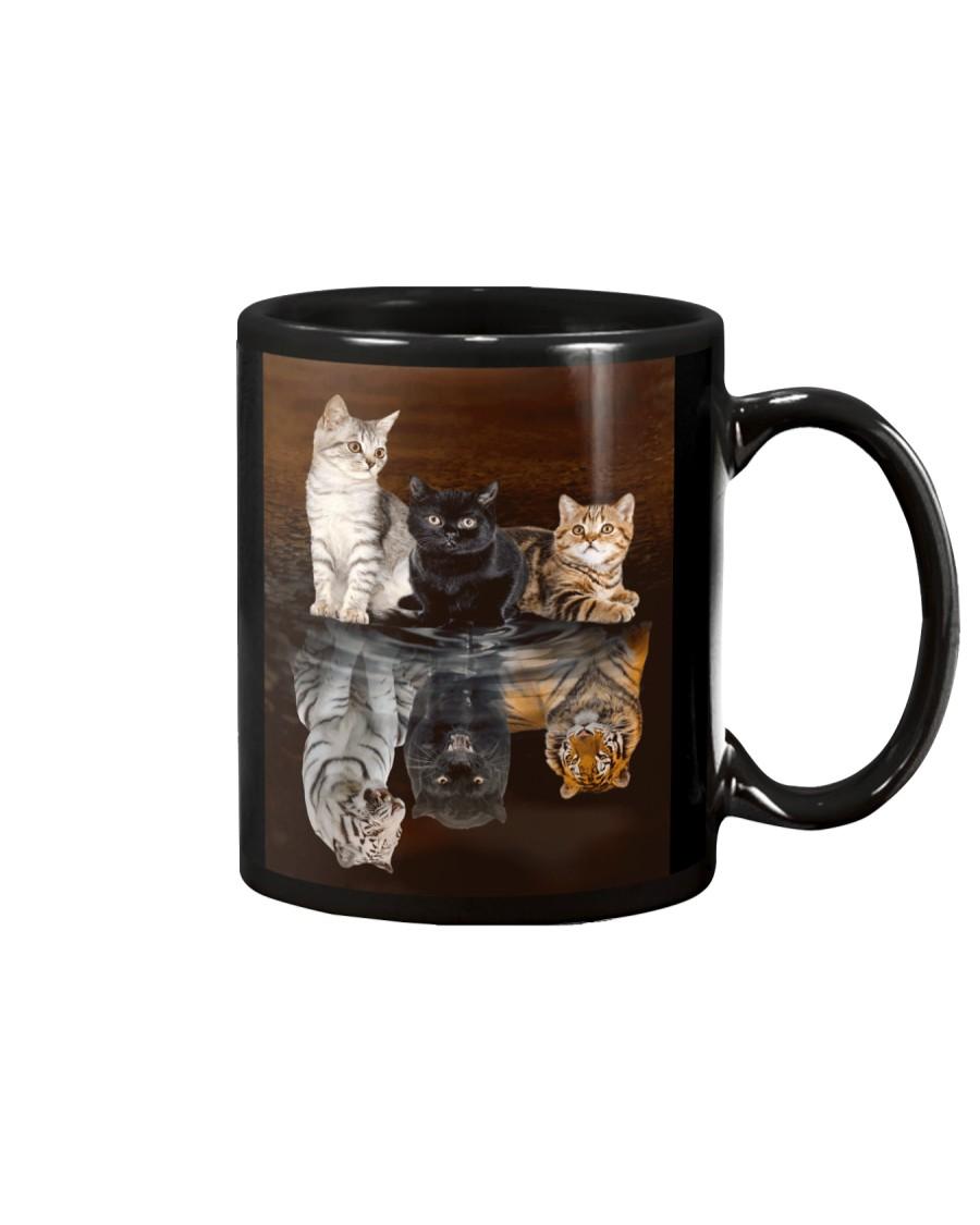 Cat Believe In Yourself Mug