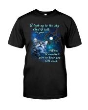 Cat sky Classic T-Shirt front