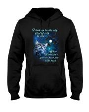 Cat sky Hooded Sweatshirt thumbnail