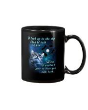 Cat sky Mug thumbnail