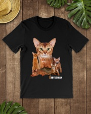 Abyssinian Awesome 1212 Classic T-Shirt lifestyle-mens-crewneck-front-18
