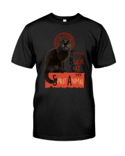 Black cat Tournee Du Classic T-Shirt tile