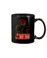 Black cat Tournee Du Mug thumbnail