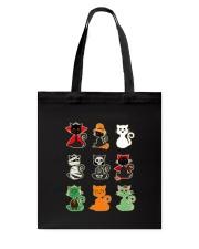 Artemis Cat Halloween Costume 0810 Tote Bag thumbnail
