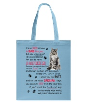 Cat - Maine Coon Luckiest Dad 0612 Tote Bag thumbnail