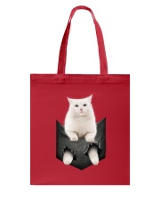 Turkish Angora pocket 2011 Tote Bag thumbnail