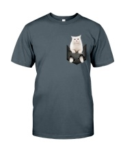 Turkish Angora pocket 2011 Classic T-Shirt thumbnail