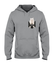 Turkish Angora pocket 2011 Hooded Sweatshirt thumbnail