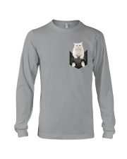 Turkish Angora pocket 2011 Long Sleeve Tee thumbnail