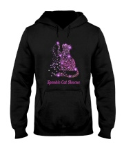 Sparkle Cat Rescue Hooded Sweatshirt thumbnail