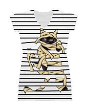 Cat mummy 2008 All-Over Dress tile