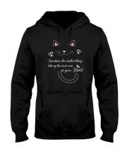Cat in your heart Hooded Sweatshirt thumbnail
