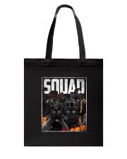 Cool Black cat Tote Bag thumbnail