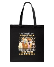 Need more cats Tote Bag tile