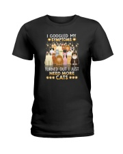 Need more cats Ladies T-Shirt tile