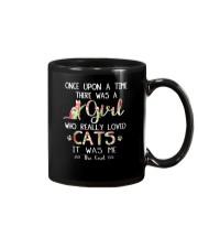 Cat - Once upon a time Mug thumbnail