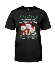 Persian Cat Ornaments Tree 2210  Classic T-Shirt front