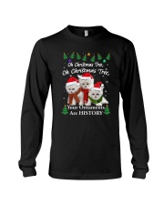 Persian Cat Ornaments Tree 2210  Long Sleeve Tee thumbnail
