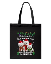 Persian Cat Ornaments Tree 2210  Tote Bag thumbnail