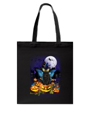 Cat butterfly 2307 Tote Bag thumbnail
