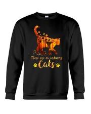 Cat Ordinary 1010 Crewneck Sweatshirt front