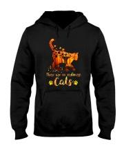 Cat Ordinary 1010 Hooded Sweatshirt thumbnail