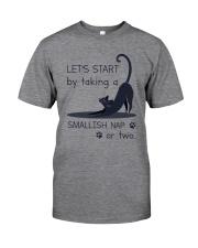 Cat Nap Classic T-Shirt front