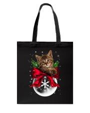 Cat Noel  Tote Bag thumbnail