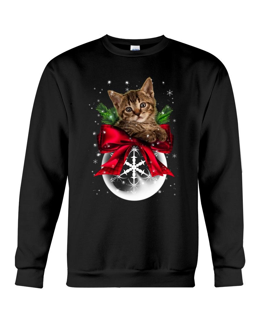 Cat Noel  Crewneck Sweatshirt