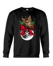 Cat Noel  Crewneck Sweatshirt front