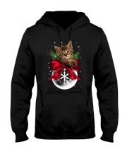 Cat Noel  Hooded Sweatshirt thumbnail