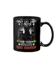 Crazy Cat Lady Mug thumbnail