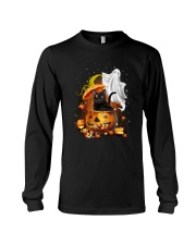 Black Cat and Ghost 0708 Long Sleeve Tee thumbnail
