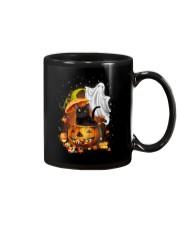Black Cat and Ghost 0708 Mug thumbnail