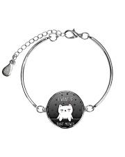 Right Meow 2206 Metallic Circle Bracelet thumbnail