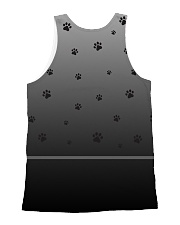 Right Meow 2206 All-over Unisex Tank back