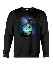 Cat in cat 3107 Crewneck Sweatshirt thumbnail
