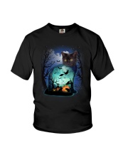 Cat in cat 3107 Youth T-Shirt thumbnail