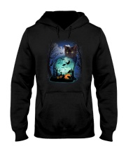 Cat in cat 3107 Hooded Sweatshirt thumbnail