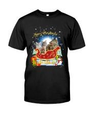 HEMERA - Maine Coon Sleigh - 1511 - 72 Classic T-Shirt thumbnail