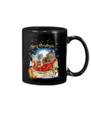 HEMERA - Maine Coon Sleigh - 1511 - 72 Mug thumbnail