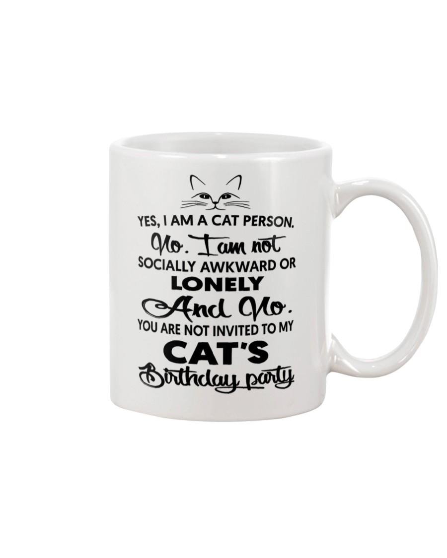 Cats birthday Mug