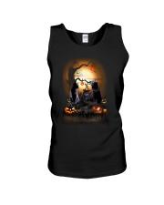 Blackcat Family Halloween  Unisex Tank thumbnail