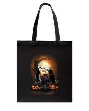 Blackcat Family Halloween  Tote Bag thumbnail