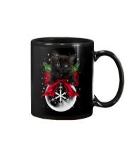 Black cat Snowball 0712 Mug thumbnail