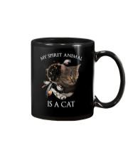 Cat spirit Mug thumbnail