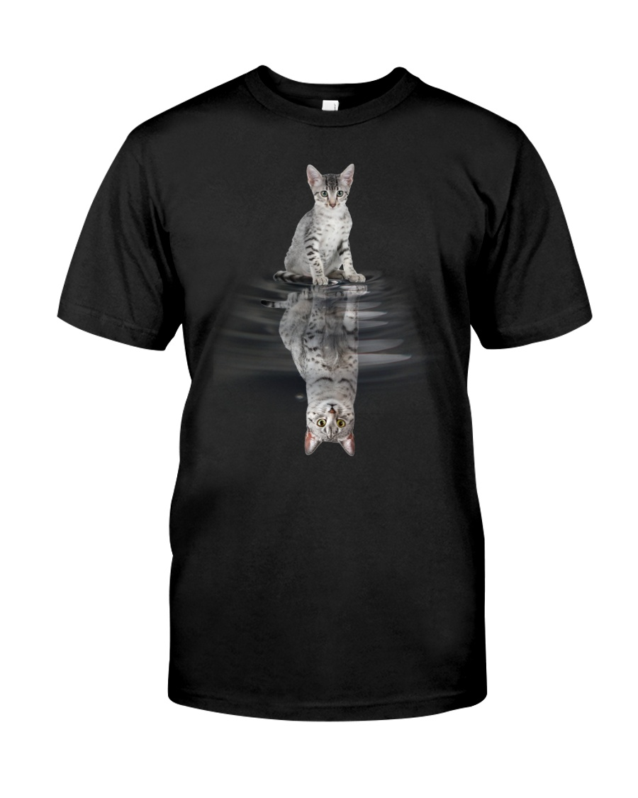 Egyptian Mau Be yourself 1212 Classic T-Shirt
